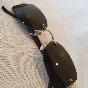 Daniel Swarovski optical eyewear